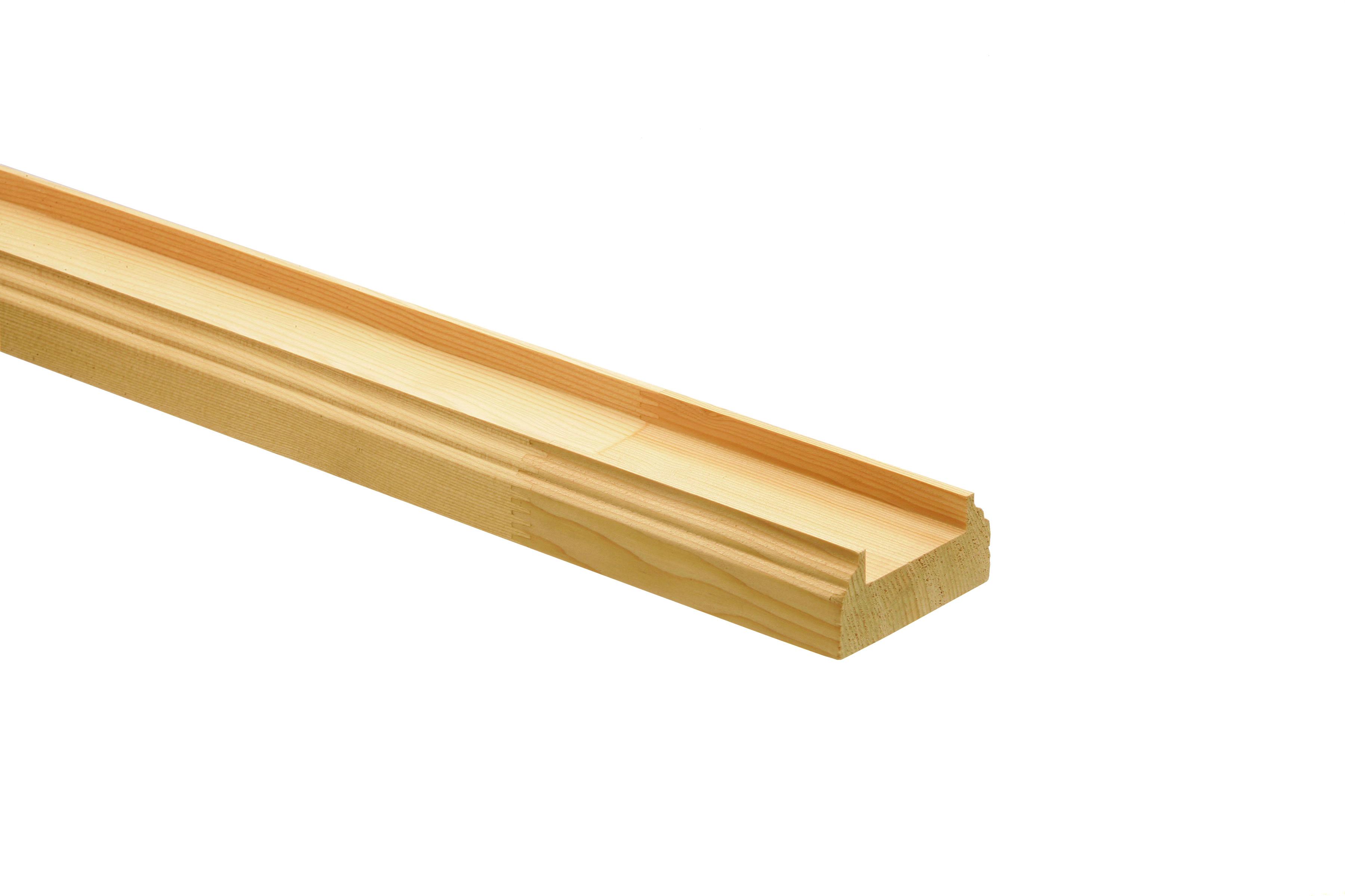 1 Hemlock Baserail 2400 32