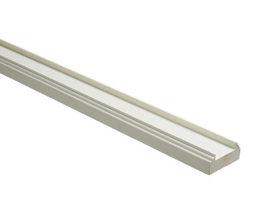 1 White Baserail Prof 2400 32