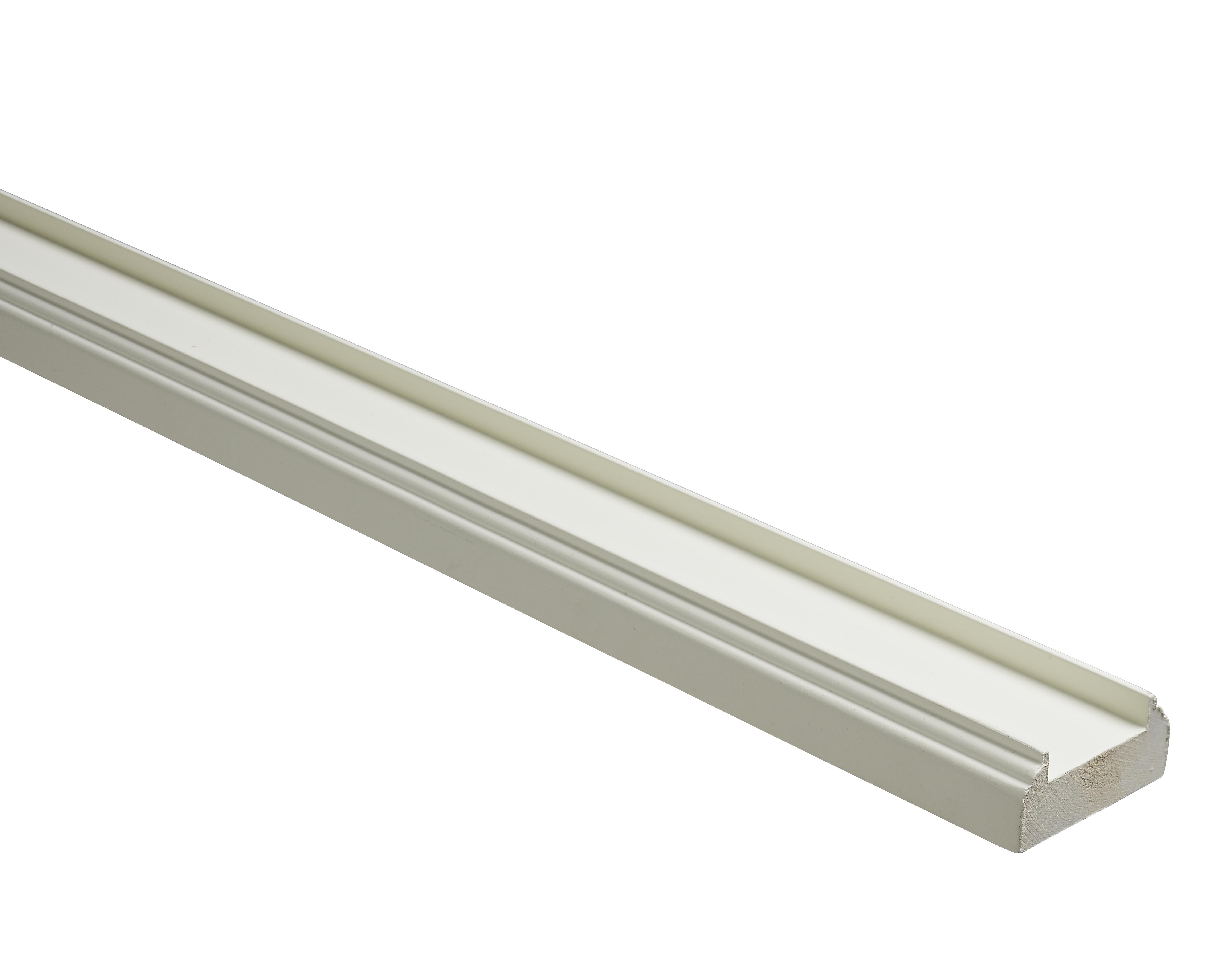 1 White Baserail Prof 4200 32