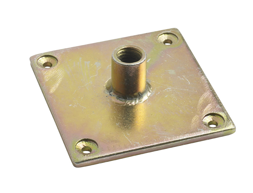 Fusion Commercial Base Plate