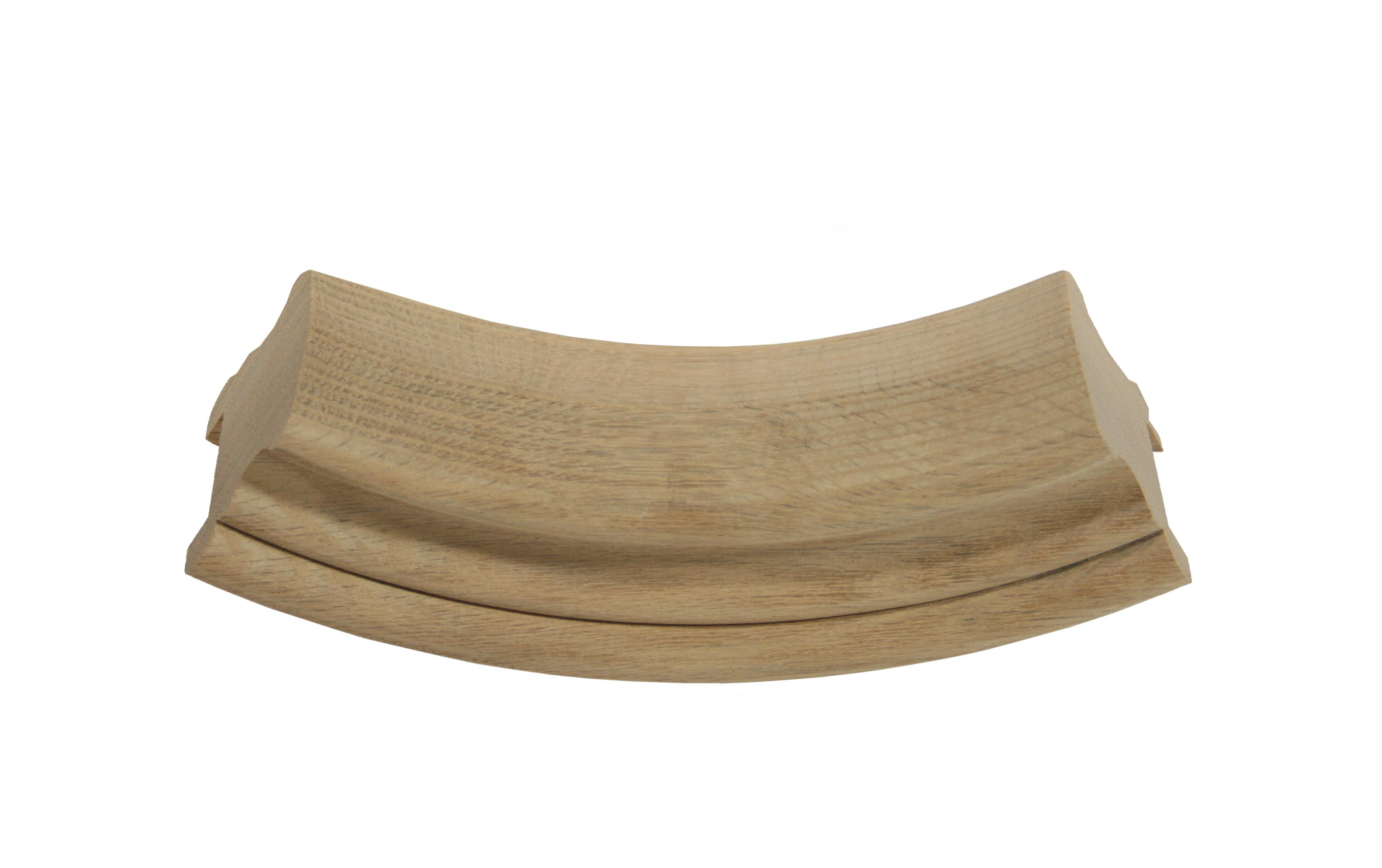 1 Classic Oak Concave Ramp