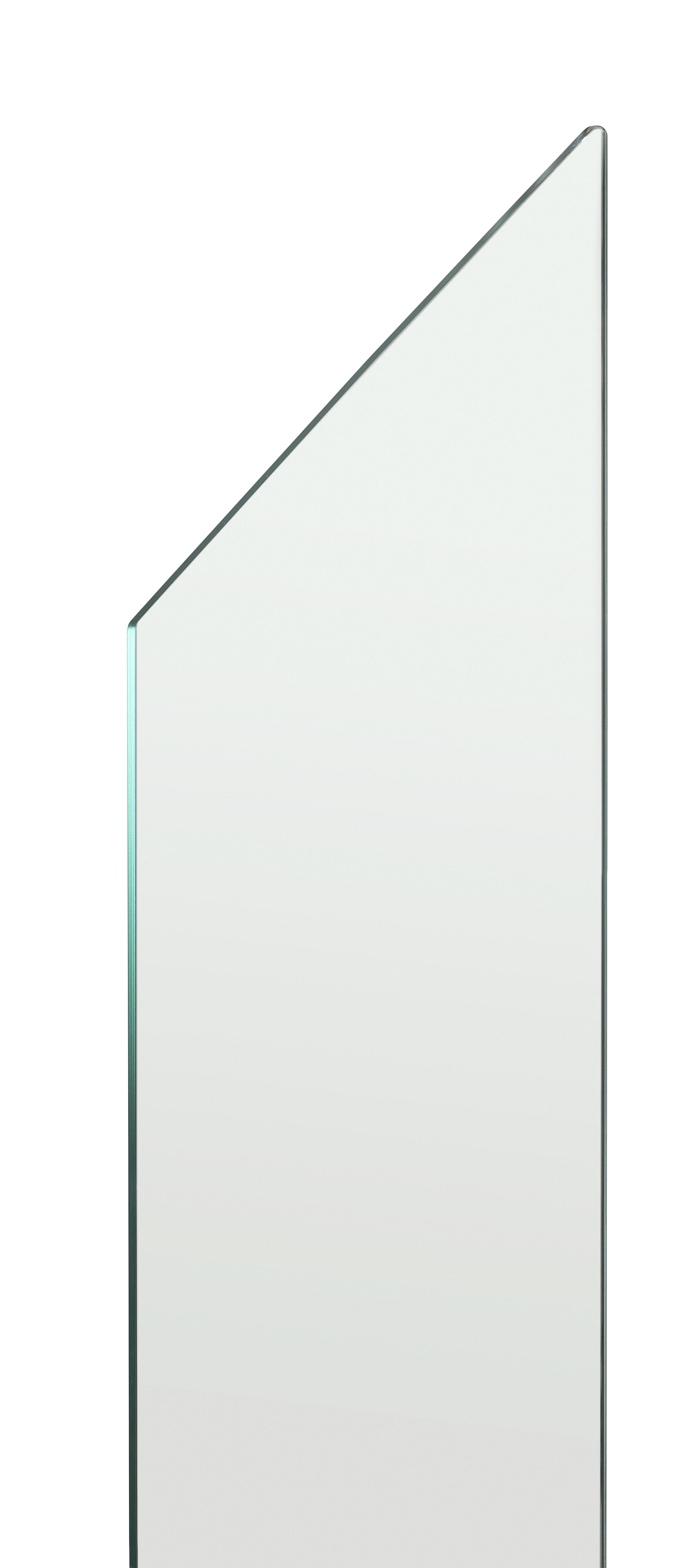 4 Immix Rake Glass Panels