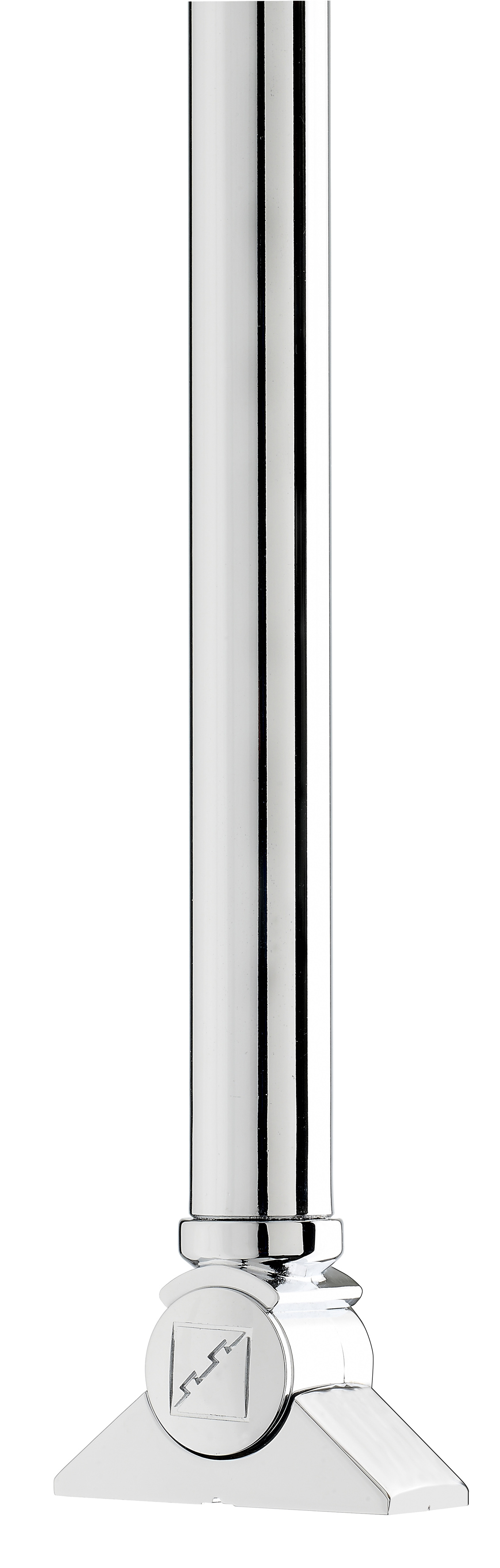 10 Fusion Mk2 Landing Baluster Chrome Finish 760
