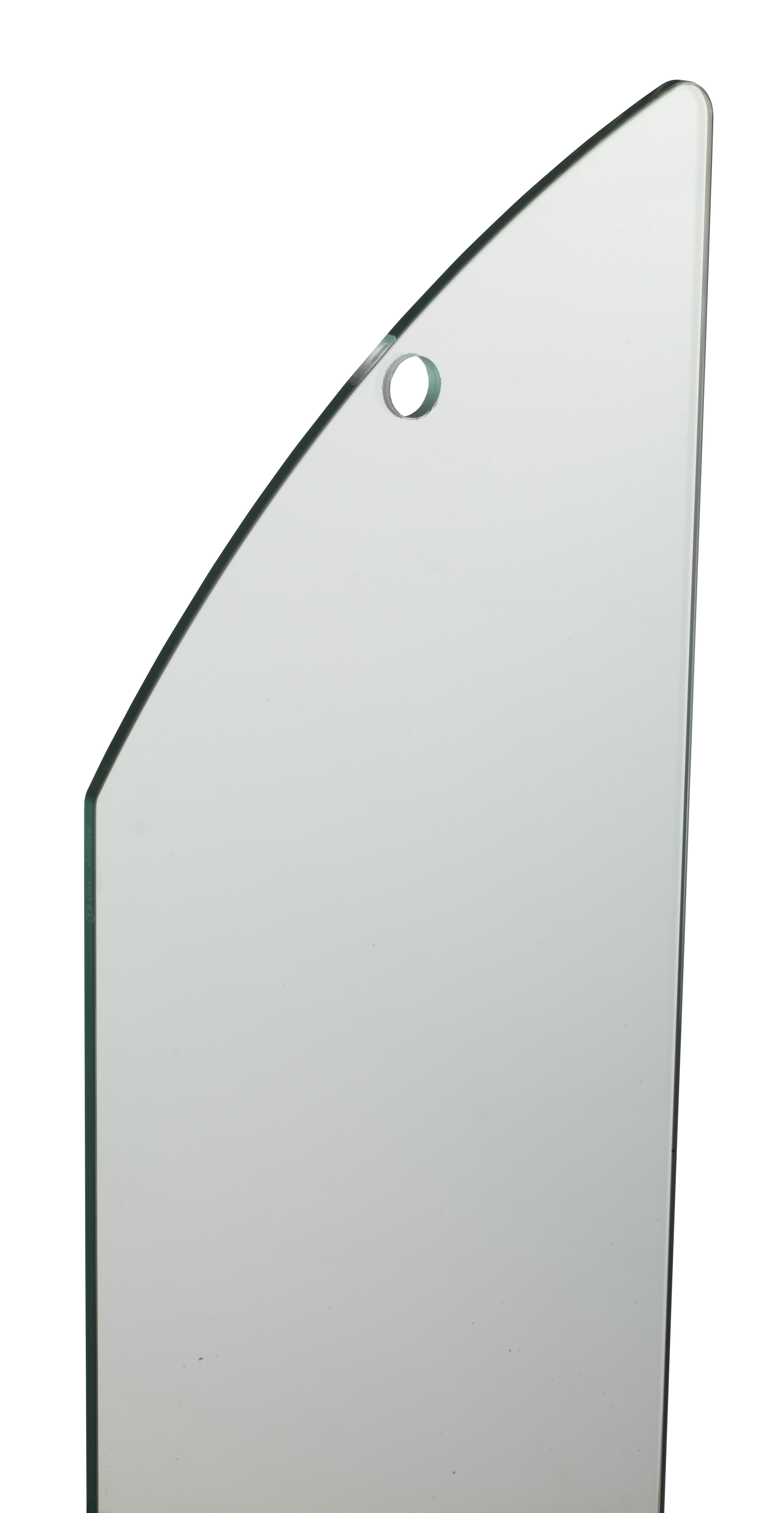 4 Fusion Glass Panels for the Rake