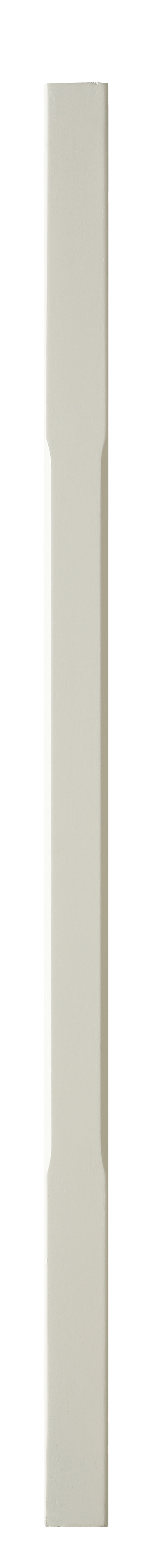 1 White Stop Chamfer Baluster 900 41
