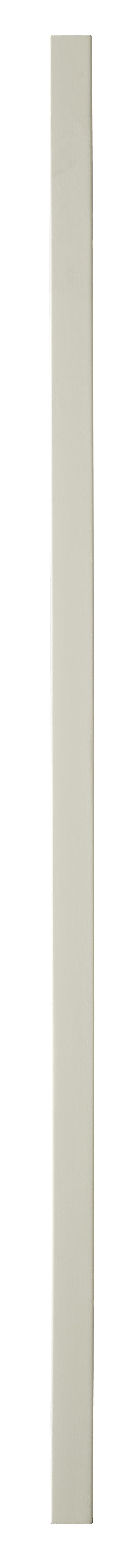 1 White Plain Baluster 1100 32