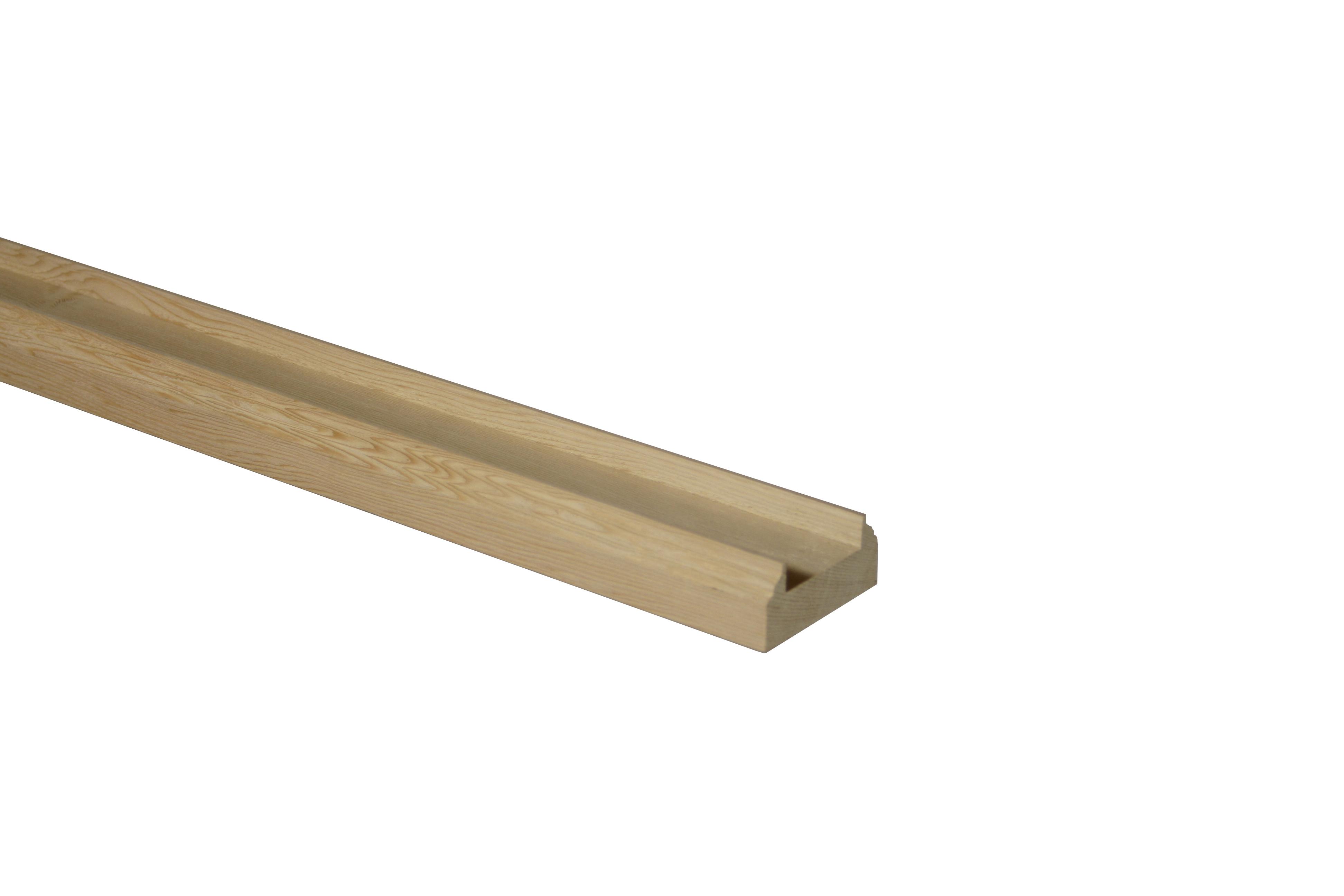 1 Oak Baserail 2400 32