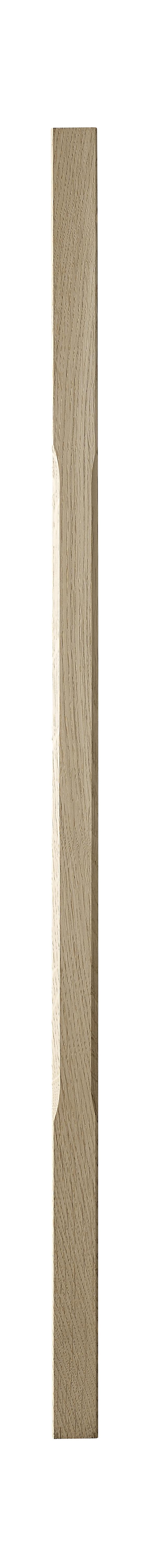 1 Oak Stop Chamfer Baluster 900 32