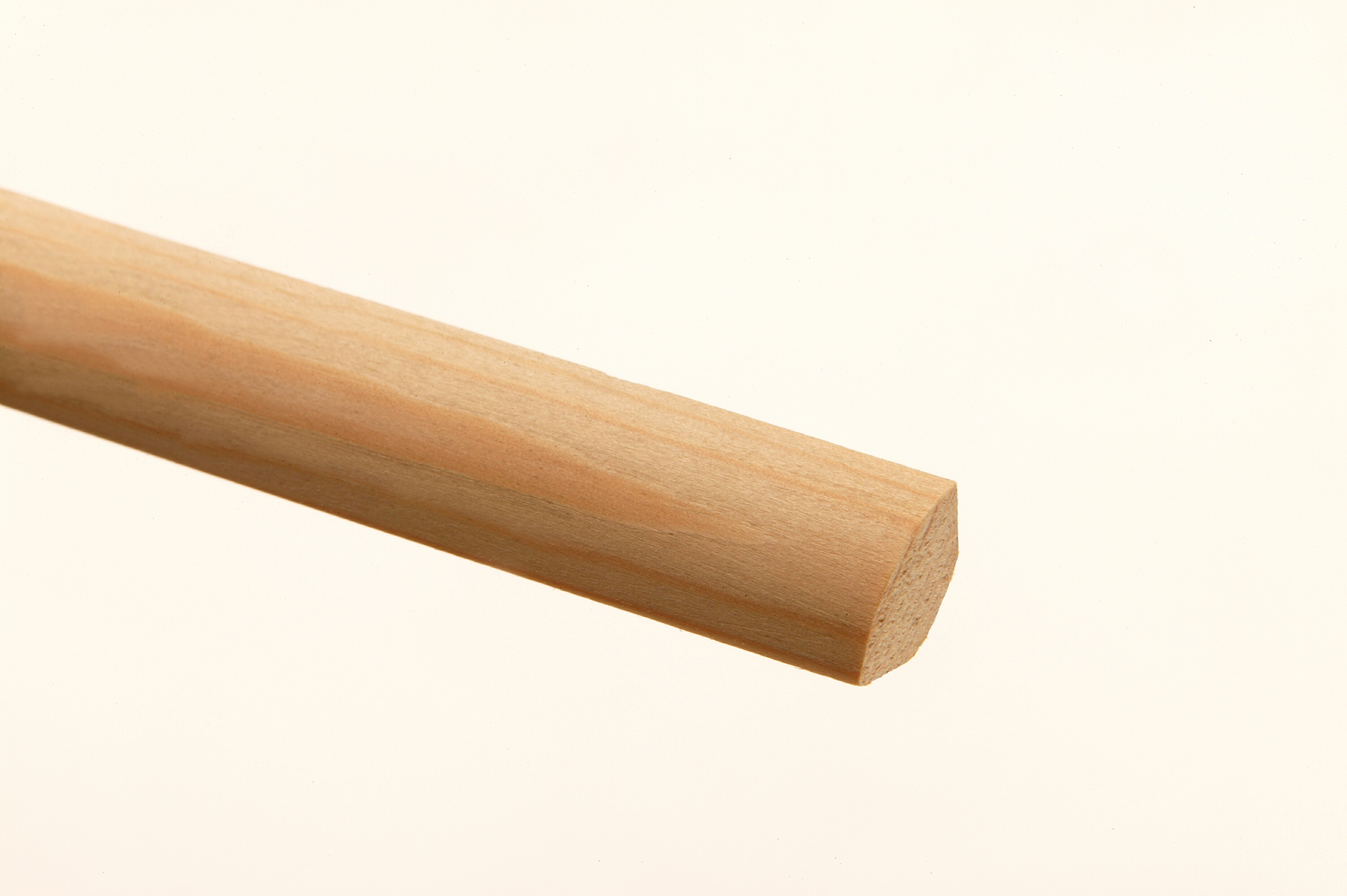 24 Pine Back-Off Quadrant Mouldings 16 x 16 x 2400mm