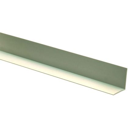 10 PVC External Angle Mouldings 12 x 12 x 240mm