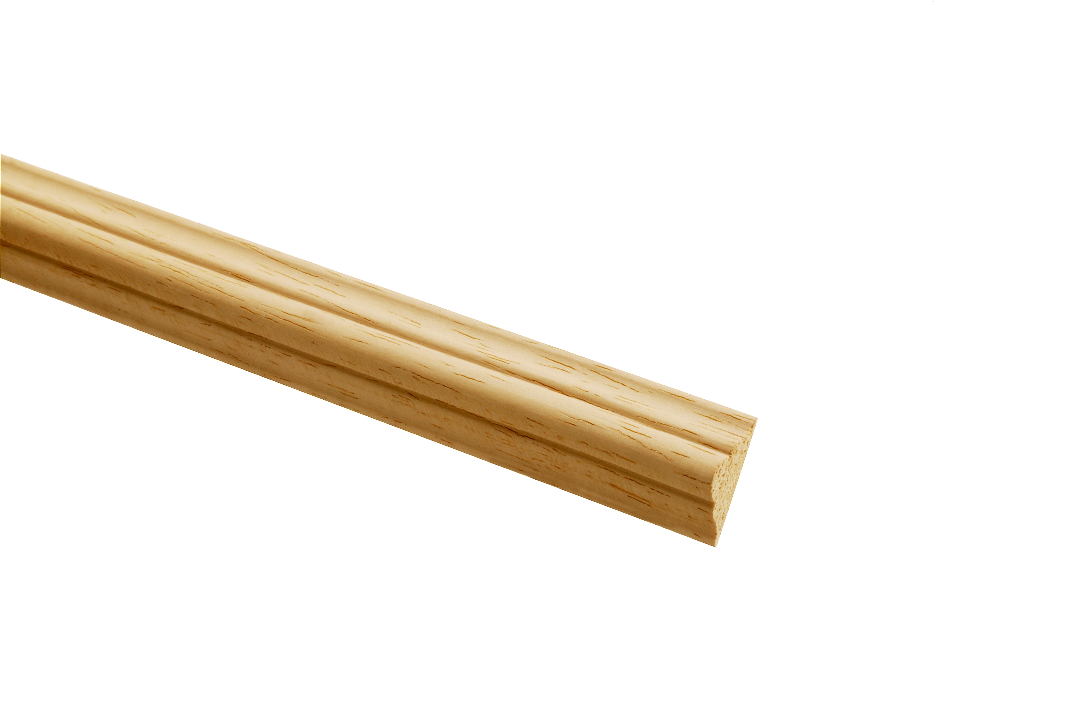24 Pine Double Astragal Mouldings 8 x 21 x 2400mm