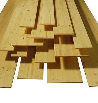 Solid Pine Panel Craft Board 18 x 400 x 2400mm