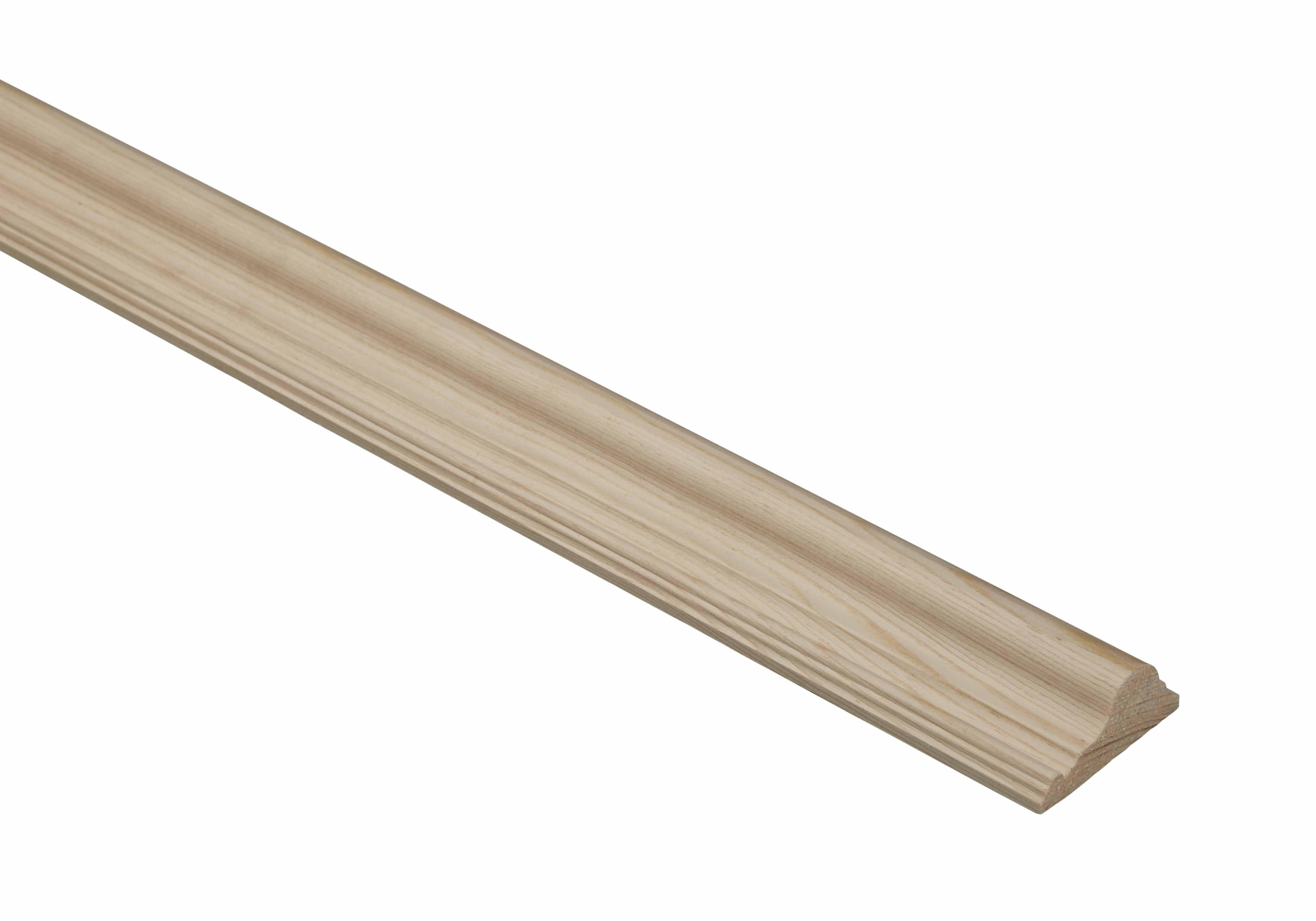 10 Pine Dado Rail Mouldings 20 x 45 x 2400mm