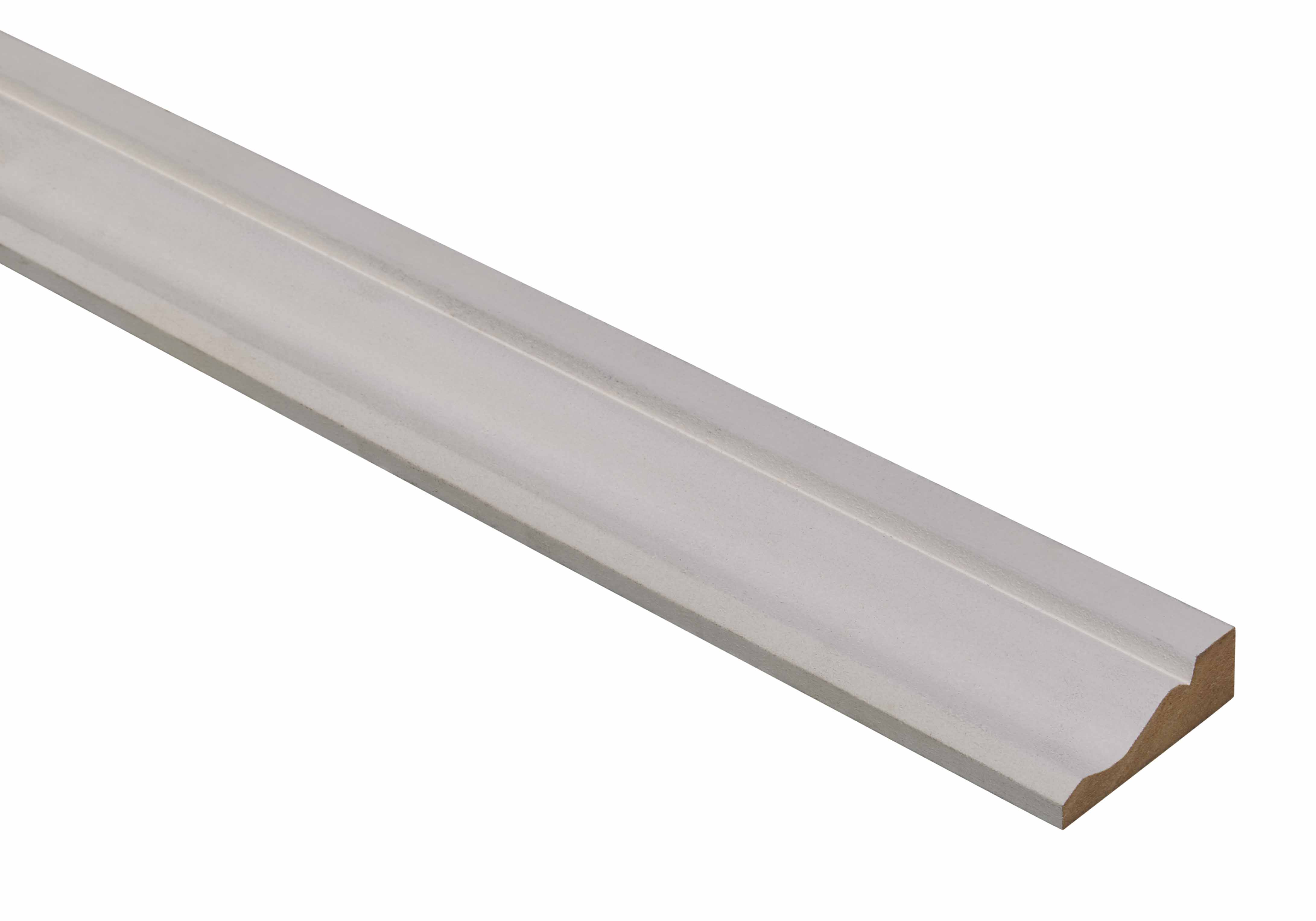 10 MDF Ogee Architrave Mouldings 18 x 57 x 2100mm