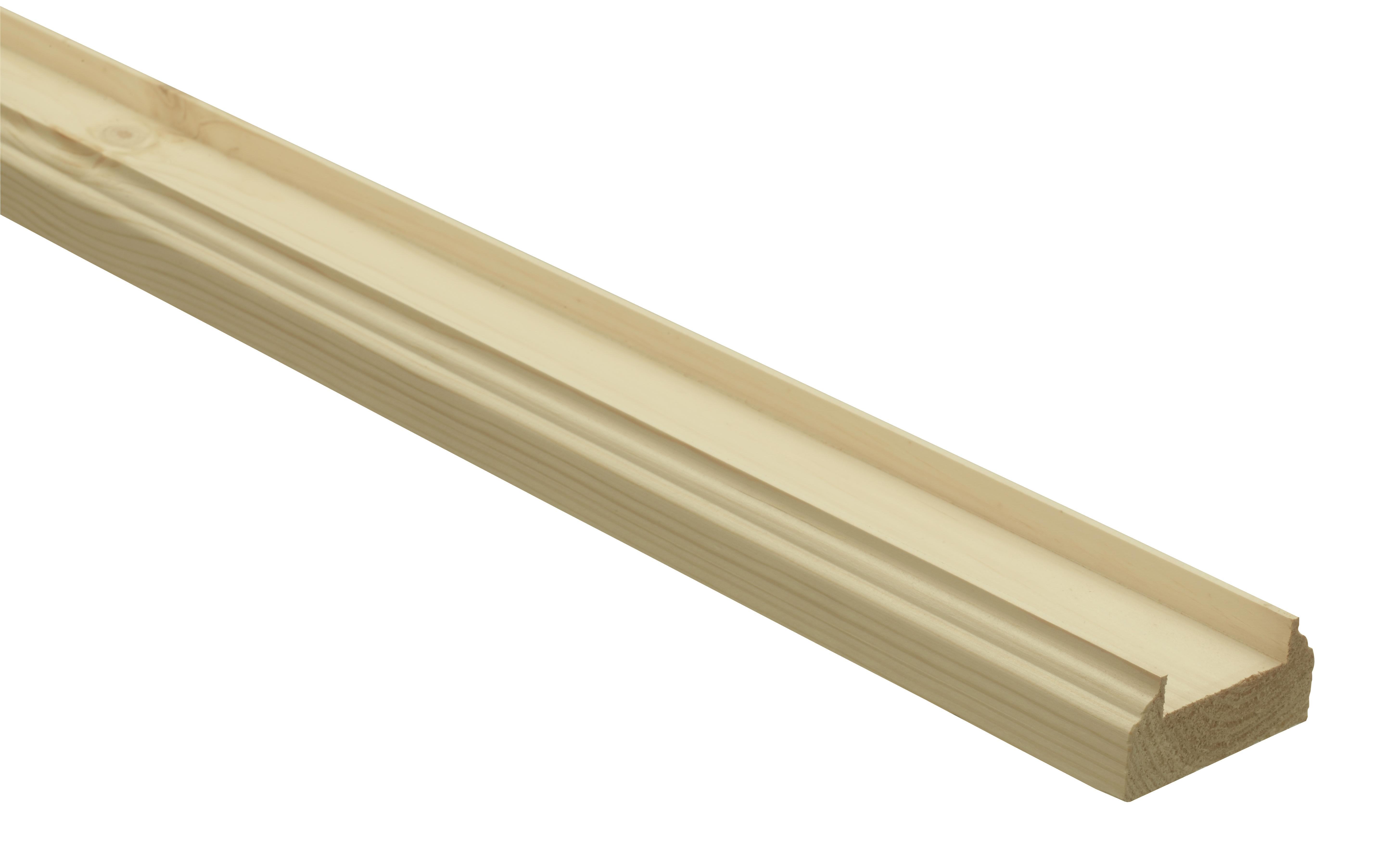 1 Pine Baserail Prof 4200 32